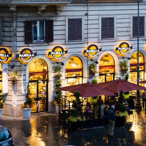 Panella Roma raddoppia: presto un luxury bistrot alla stazione Termini e una nuova miscela di caffè