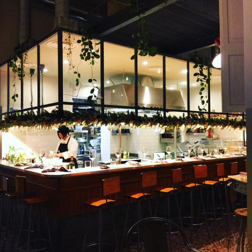 I migliori ristoranti di roma dove mangiare al bancone - Cucina con bancone bar ...