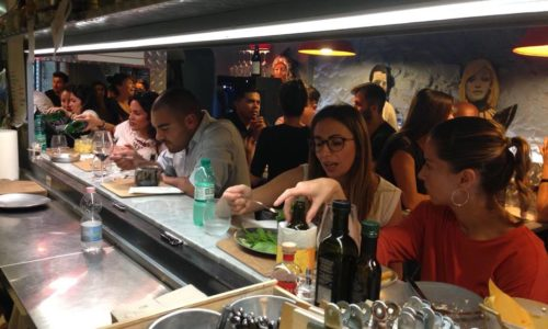 The best restaurants in Rome where you can eat at the bar