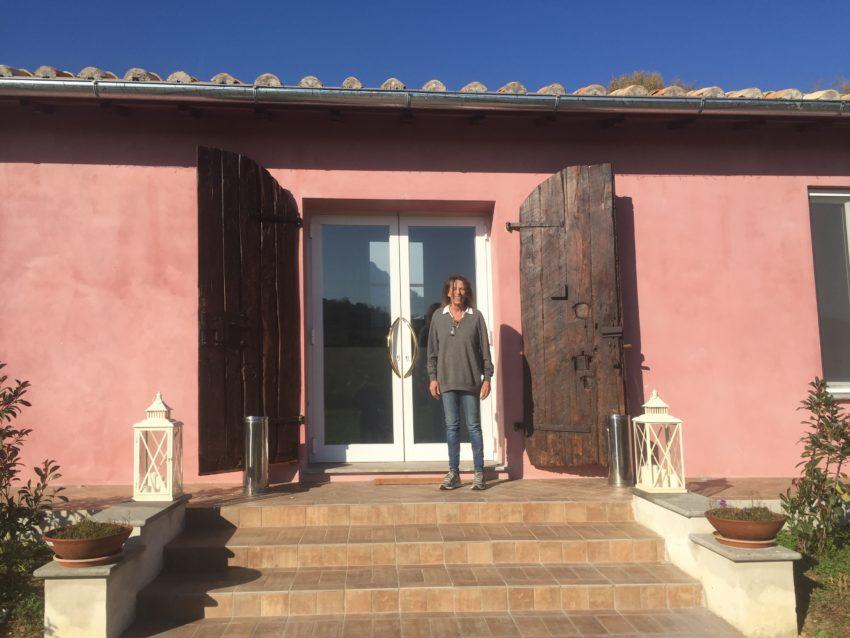 Il giardino segreto e wagyū: il ristorante della sabina con orto e