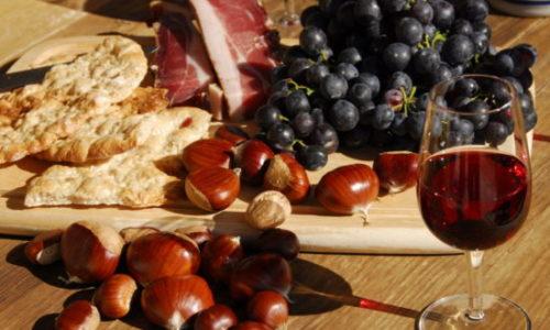 Sagre Campania novembre 2017: dai funghi alle castagne al vino novello, le feste d'autunno vicino Napoli