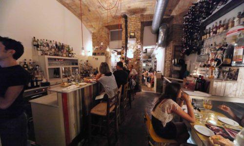 I migliori ristoranti di Roma dove mangiare al bancone, da soli o in compagnia