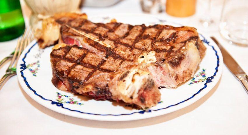 Dove mangiare carne a Roma Dal toscano