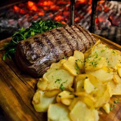 Dove mangiare carne a Roma Girarrosto Fiorentino