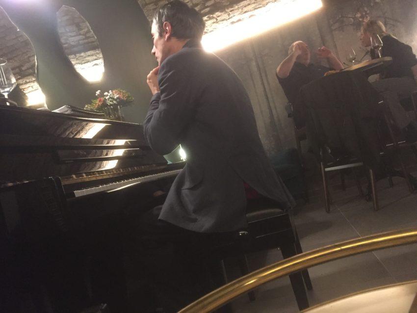 stilelibero roma pianista jazz
