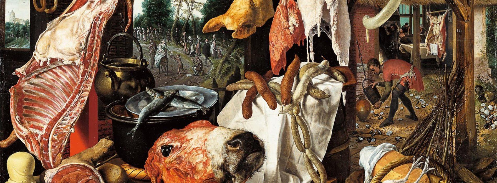 Er Murena in punta di forcone, Typo un brunch al Maxxi, Le Padelline e lo storytelling, Severance e i panettoni griffati