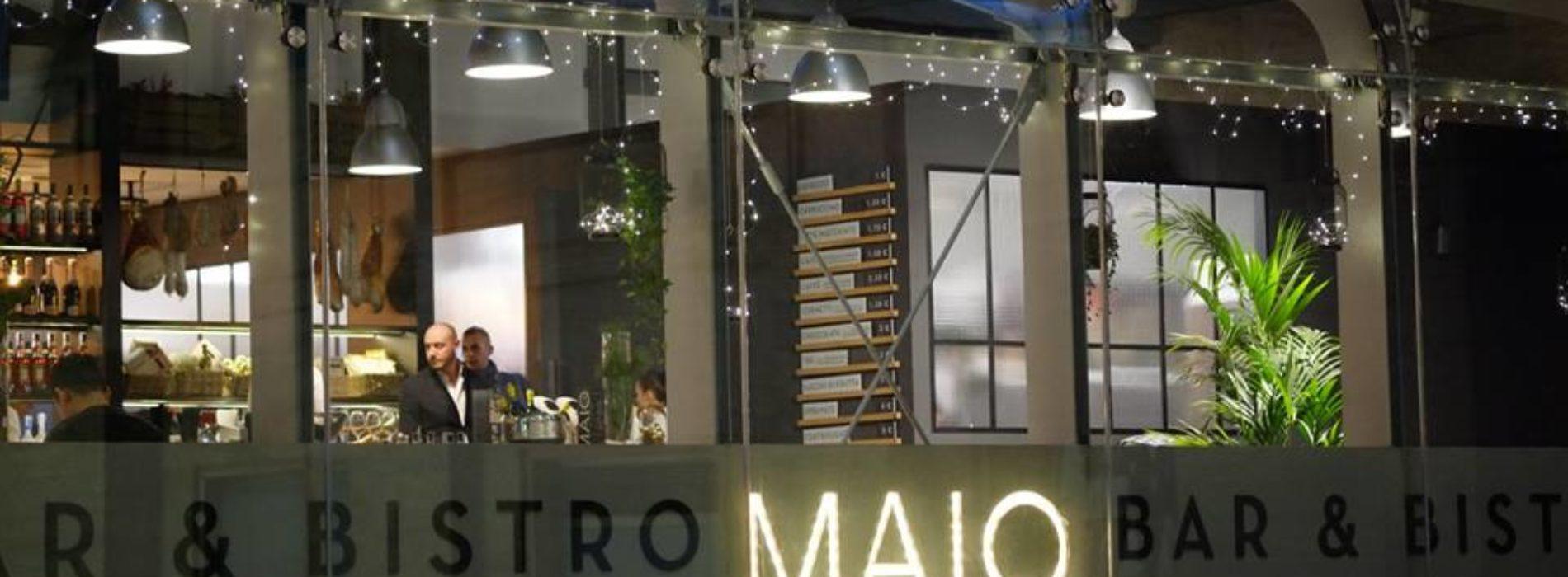 Maio Bar&Bistro Milano, per un pranzo chic e di qualità in Stazione Centrale