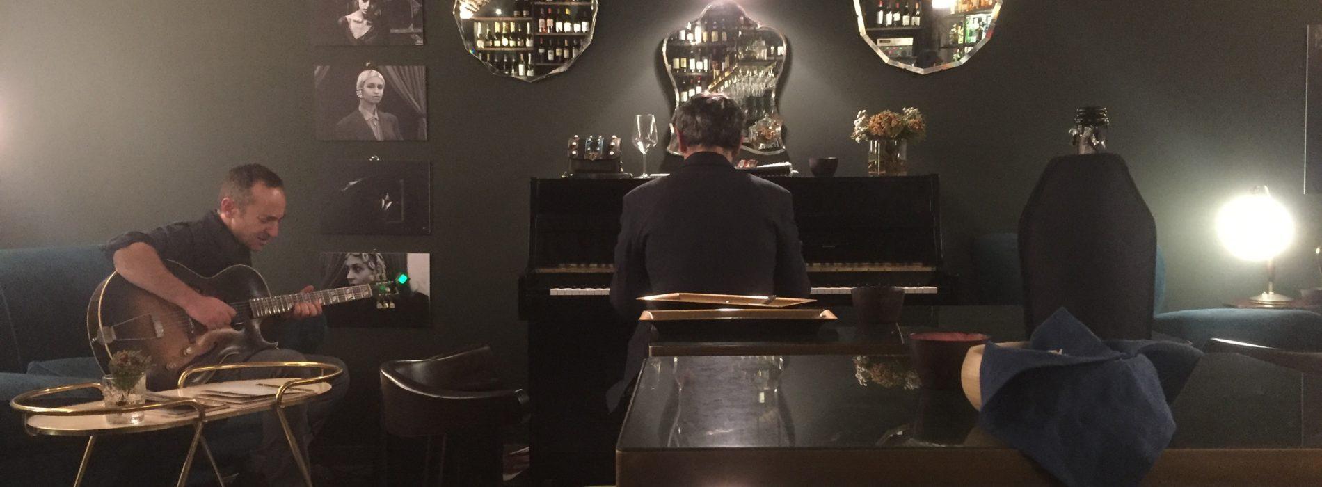 Stilelibero Roma, la cucina di Max Mariola e il jazz dal vivo, un connubio perfetto