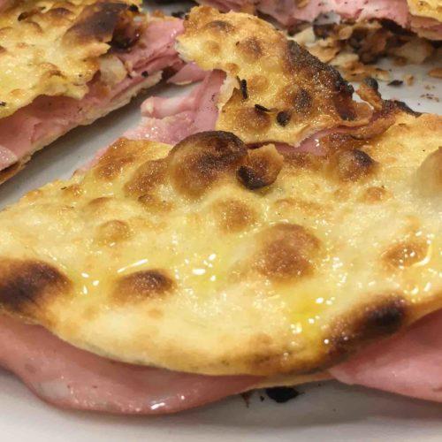 """180g Pizzeria Romana Roma, a Centocelle arriva la tonda """"scrocchiarella"""""""