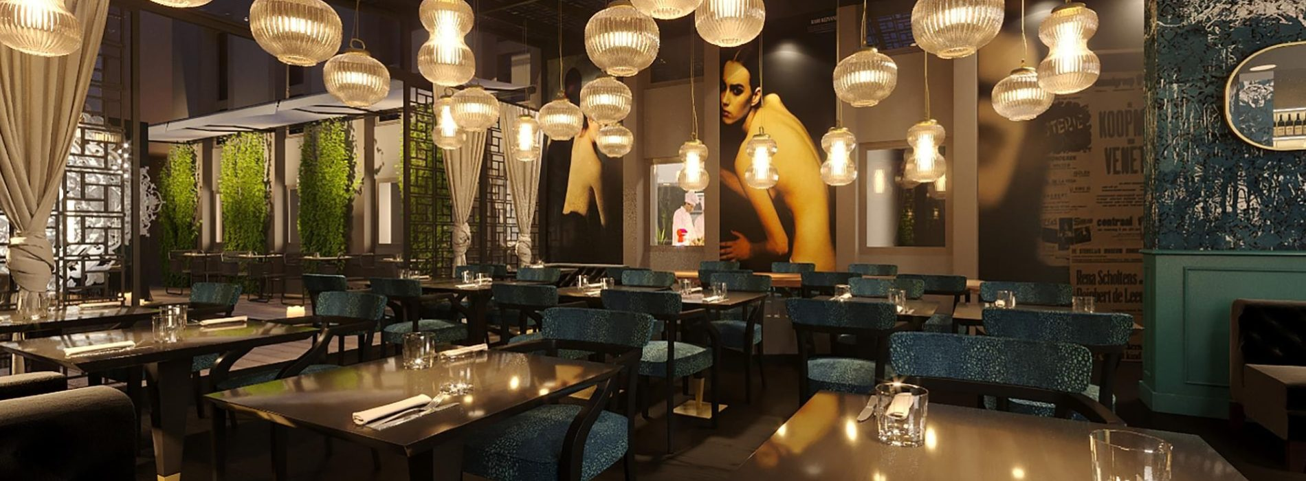 Kowa Milano, arriva il ristorante panasiatico che parla londinese
