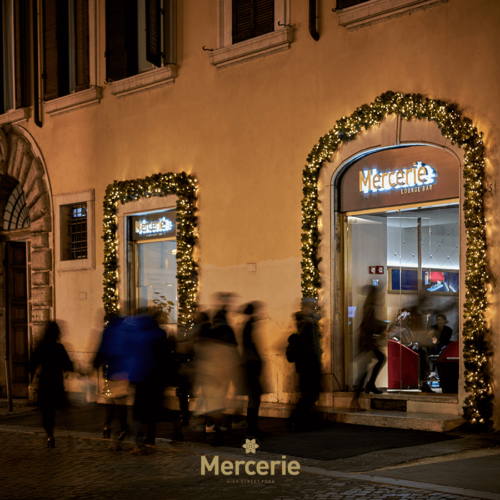 Mercerie a Roma, bottoni sublimi e lasagnette voluttuose