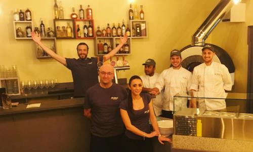 Ambaradan Milano, la pizzeria dove paghi secondo il gradimento
