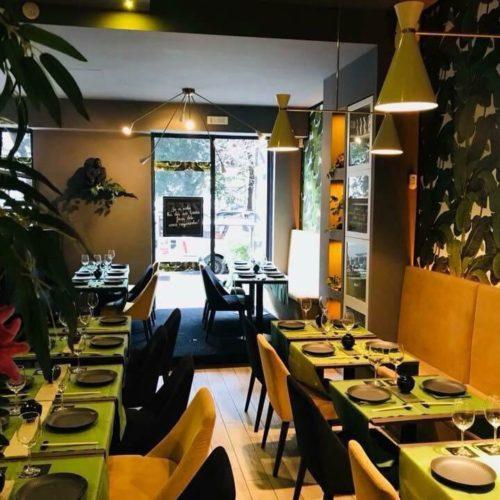 Zero 21 Roma, sull'onda di Temakinho arriva a Prati un Brazilian sushi bar