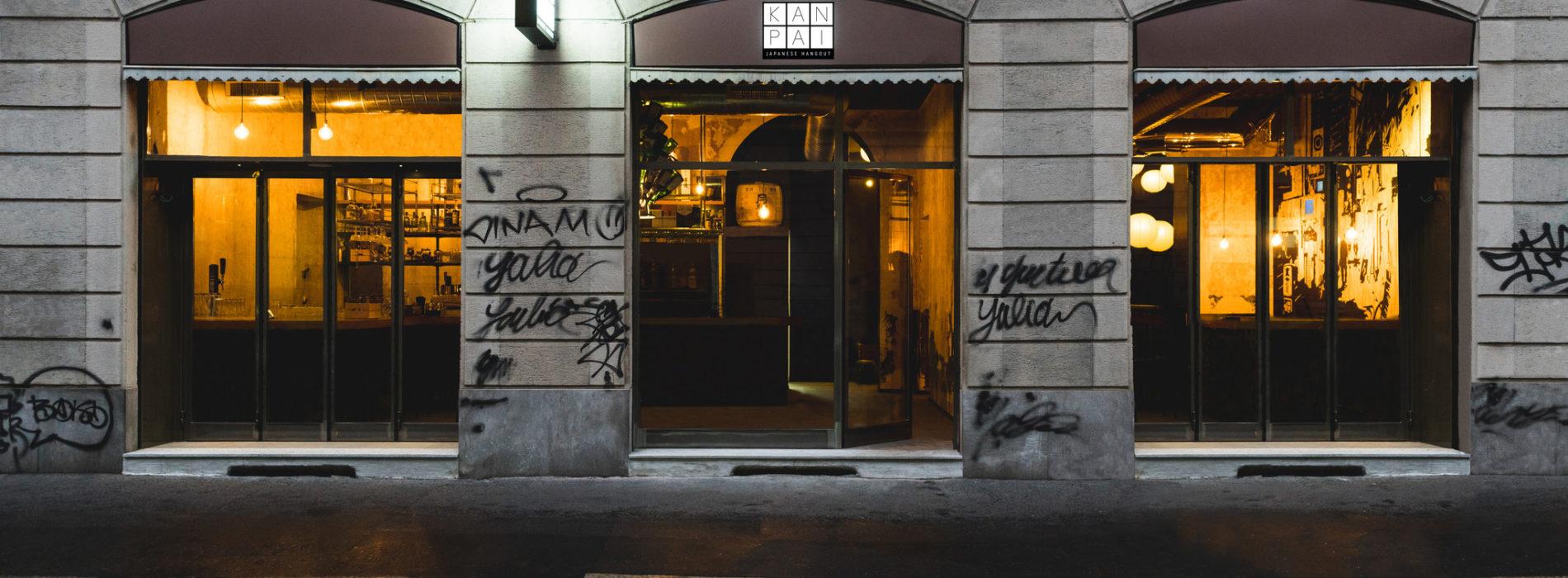Kanpai Milano, sake pregiati e il cibo autentico di un'izakaya giapponese
