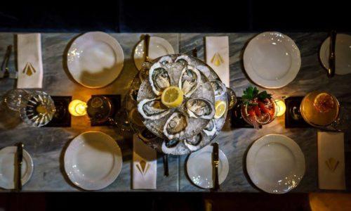 Valentyne Roma, Hotel Valadier: ostriche e champagne nel club di lusso anni '30