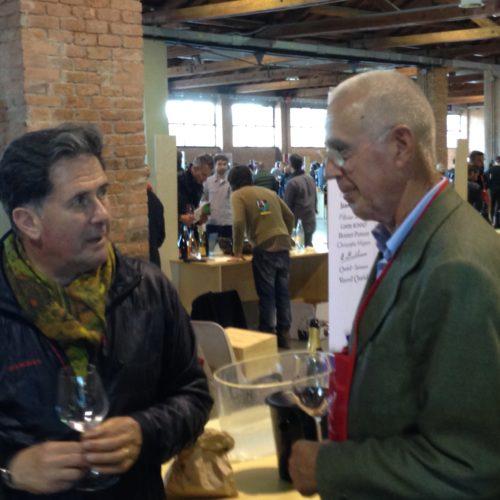 """La storia di Gravner a ViniVeri 2018 Cerea: """"Ci sono solo due tipi di vino: quello vivo e quello morto"""""""