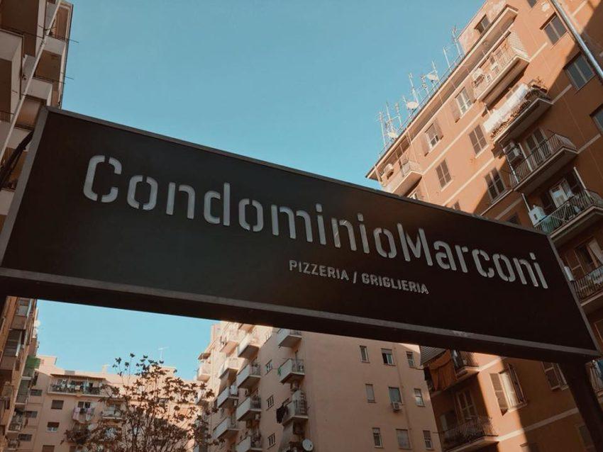 condominio marconi roma