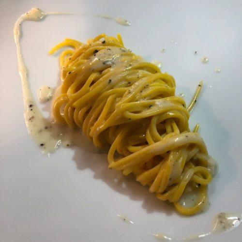 F'Orme osteria a Frascati, Roma: il ritorno alle origini dello chef Alberto Mereu nel nuovo ristorante ai Castelli