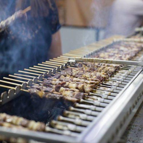 Sagre Lazio maggio 2018: carciofi e arrosticini al festival dello street food di Colleferro