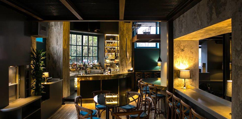 Metropolita Roma, il mixology bar con cucina al Flaminio dall'aperitivo al dopo cena