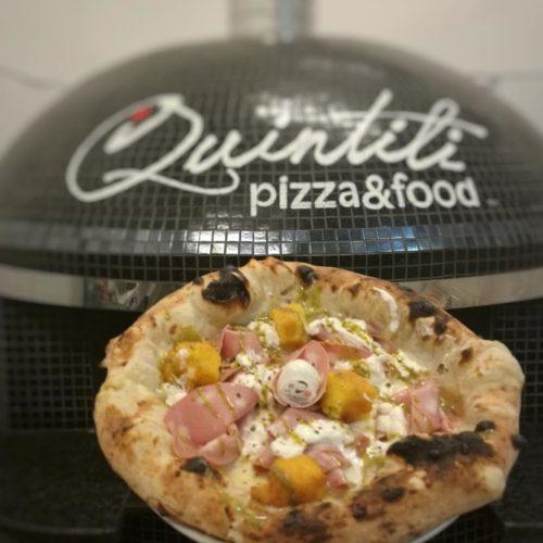 I Quintili Roma, la pizza napoletana con topping gourmet a Tor Bella Monaca