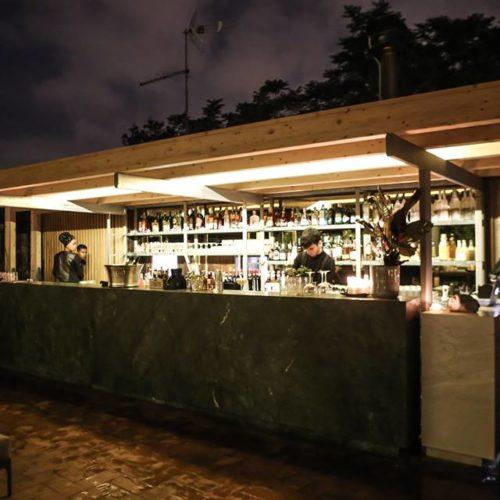 Terrazza Parrasio a Roma, a Trastevere il nuovo sushi restaurant e cocktail bar all'aperto