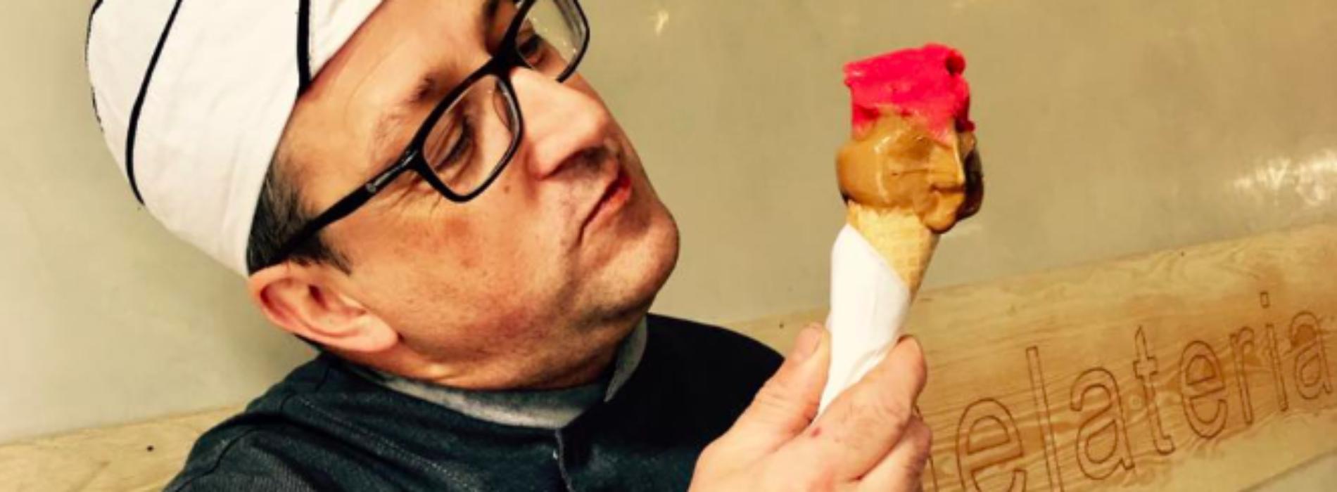 """Otaleg a Trastevere Roma, Marco Radicioni: """"Arrivano grattachecca e frozen yogurt. Ma provate anche la liquirizia"""""""