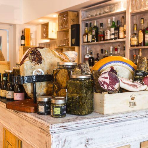 Evo hosteria Roma, olio vino e cucina a Trastevere (con gli extravergine in carta)