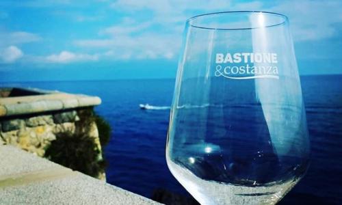 Bastione&Costanza Cefalù Palermo , Caffè Letterario con pizza slow food e birra alla manna