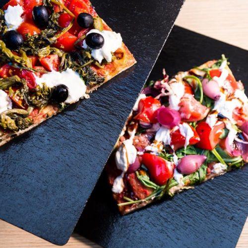 Zero Pizza a Roma, la pizzeria dell'Appio riparte con proposte al taglio, tonde e cucina espressa