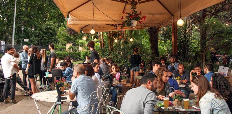 I migliori chioschi di Roma dove mangiare e bere all'aperto