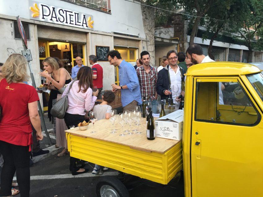 La Credenza Torino : Pastella torino la friggitoria gourmet di roma apre in via santa
