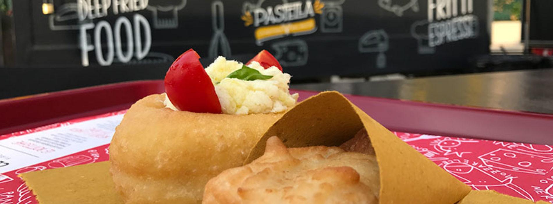 Pastella Torino, apre la friggitoria gourmet di Roma con supplì al telefono e bucatini cacio e pepe impanati e fritti