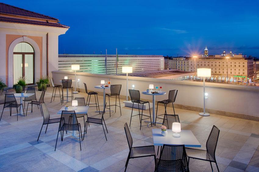Terrazze E Rooftop Degli Hotel A Roma I Ristoranti