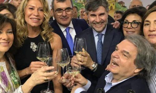 """Brunetta e la Doc Roma: """"L'anno prossimo faccio 100 mila bottiglie, non ci dormo la notte"""""""