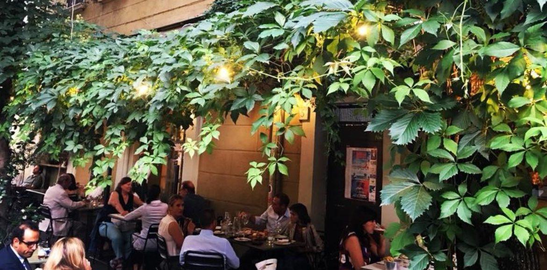 Mangiare all'aperto al Flaminio Roma, i migliori ristoranti per pranzo, aperitivo e cena