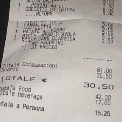 """Locanda Rigatoni Roma scrive """"froci"""" a due clienti, il Gay Center: """"Revocare la licenza""""."""