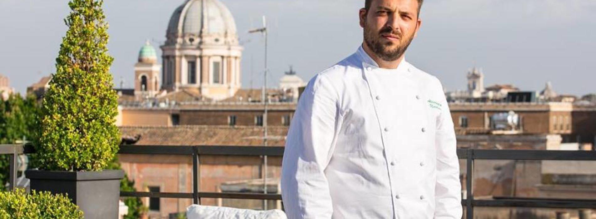 """Angelo Troiani al timone di Acquolina, dopo la scomparsa di Narducci: """"Avanti, con il nuovo menu di Alessandro"""""""