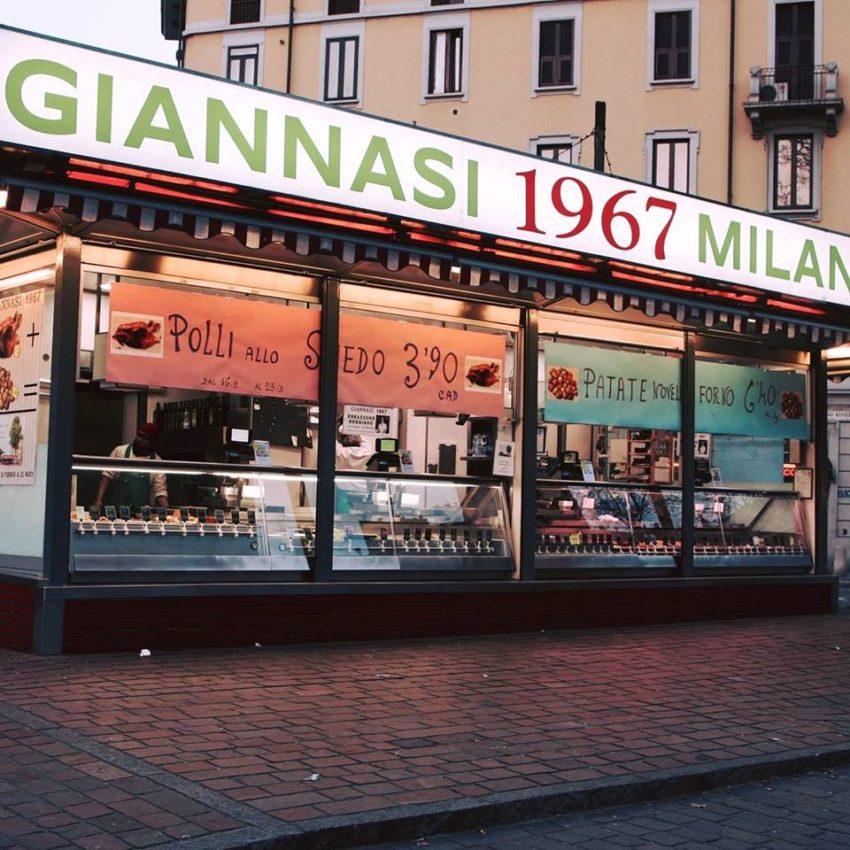 Polleria Giannasi