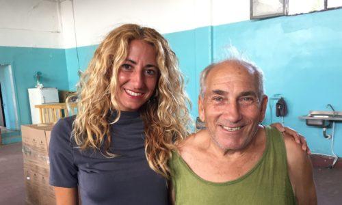 """Natalino Del Prete e la figlia Mina: """"Il 4 maggio nasce la nuova fiera del vino naturale pugliese"""""""