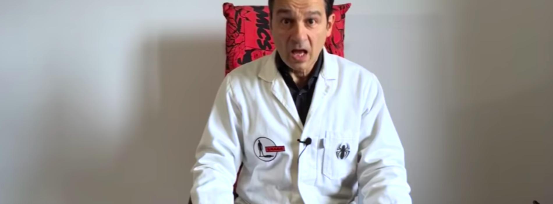 """Bressanini smonta le bufale sul cibo del video virale """"Shocking secrets of the food industry"""""""