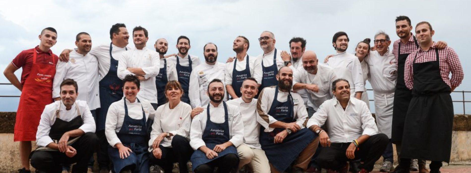 Italian Chef Charity Night a Firenze, al Forte Belvedere sedici chef toscani contro il femminicidio