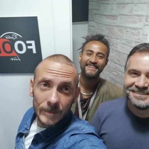 """Radio Food Live, Luca Sessa e Andrea Febo: """"Una follia per raccontare davvero il cibo, contro la falsità delle immagini"""""""