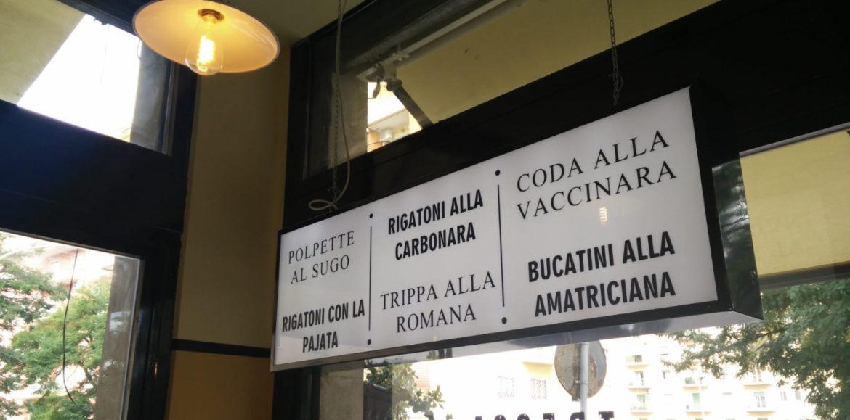 Trecca Cucina di mercato Roma, a Ostiense la coda alla vaccinara si mangia con le mani