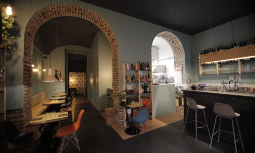 La Cucina di Pastella a Roma, la friggitoria gourmet di Montesacro diventa bistrot al Pigneto