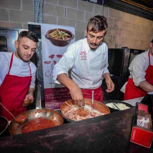 Festival della gastronomia 2018 a Roma, i migliori chef e pizzaioli emergenti alle Officine Farneto