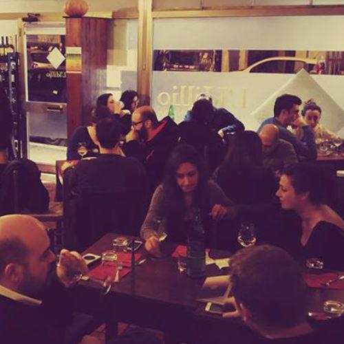 L'Idillio a Roma, al Pigneto la trattoria che abbina il gusto del cibo all'aroma del vino