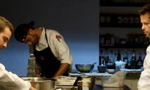 Al Cortile Milano, lo chef Zillo e il  pop-up di Cucina  Istintiva