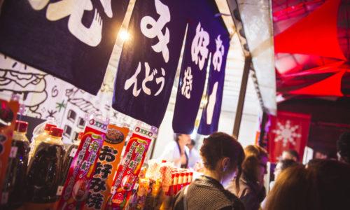 Via Japan 2018 a Roma, lo street food giapponese per tre giorni alle Officine Farneto