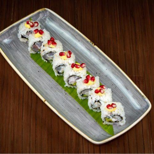Komorebi Ostia, ristorante giapponese con sushi bar e sakè